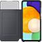 Samsung Smart S- View Wallet Cover Galaxy A52 5G - Schwarz 99931848 seitlich thumb