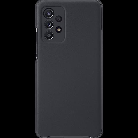 Samsung Smart S- View Wallet Cover Galaxy A52 5G - Schwarz 99931848 hinten