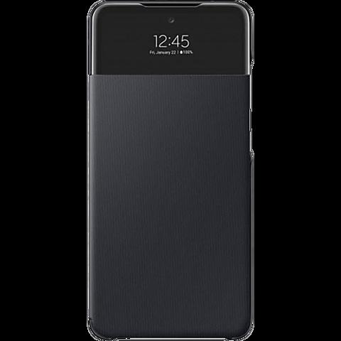 Samsung Smart S- View Wallet Cover Galaxy A52 5G - Schwarz 99931848 vorne