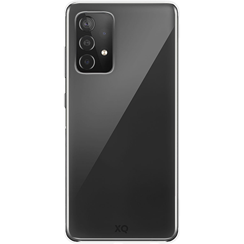 xqisit Flex Case Samsung Galaxy A52 5G - Transparent 99931825 hero