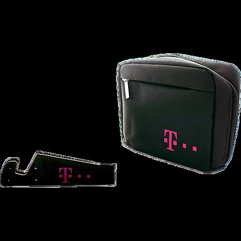 Brightstar Taschen-Organizer mit Phonstand - Schwarz 99931251 hinten