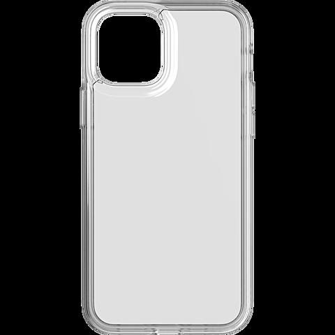 Tech21 Evo Clear Hülle Apple iPhone 12 12 Pro - transparent 99931586 vorne