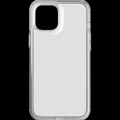 Tech21 Evo Clear Hülle Apple iPhone 12 Pro Max - Transparent 99931504 vorne