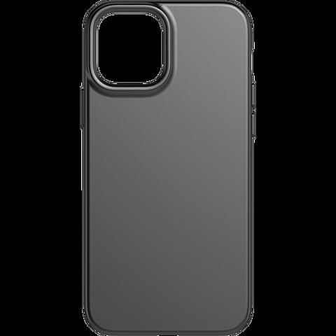 Tech21 Evo Slim Hülle Apple iPhone 12 / 12 Pro - Schwarz 99931587 vorne