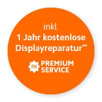 1 Jahr kostenlose Displayreparatur Xiaomi Premium Service
