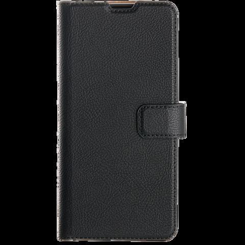 xqisit Slim Wallet Selection Samsung Galaxy A52 - Schwarz 99931826 vorne