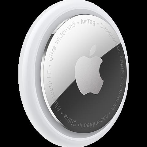 Apple AirTag - Weiß 99932113 seitlich