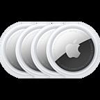 Apple AirTag 4er-Pack - Weiß 99932114 kategorie