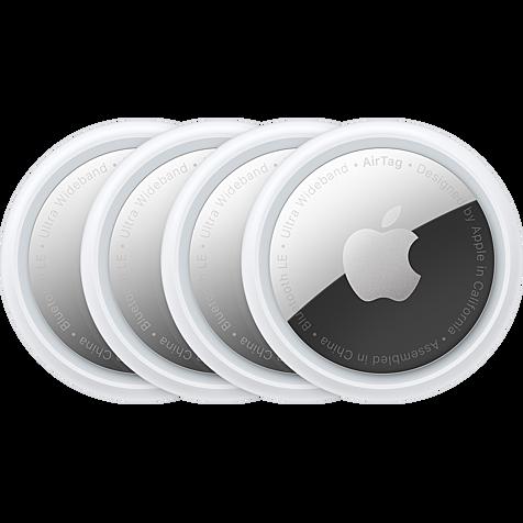 Apple AirTag 4er-Pack - Weiß 99932114 hero