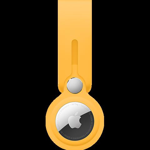 Apple AirTag Anhänger - Sonnenblume 99932122 vorne