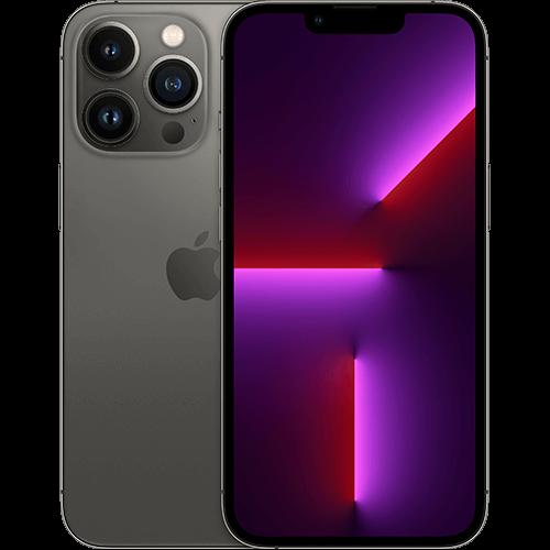 Apple iPhone 13 Pro Graphit Vorne und Hinten