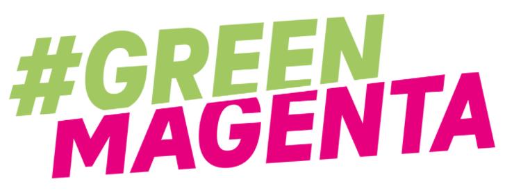 Green Magenta Logo
