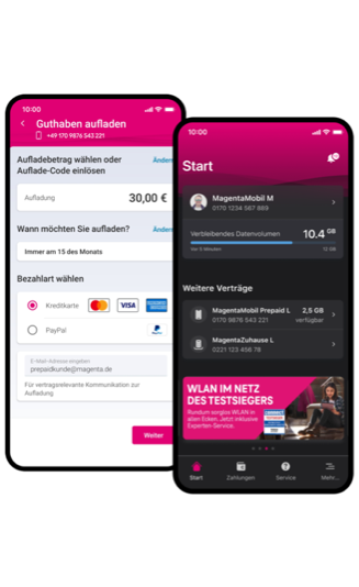 MeinMagenta App