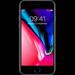 Apple iPhone 8 Spacegrau