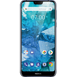 Nokia 7.1 Blau