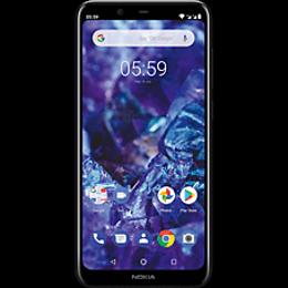Nokia 5.1 Plus Schwarz